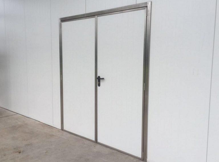 Inoxdoors deuren